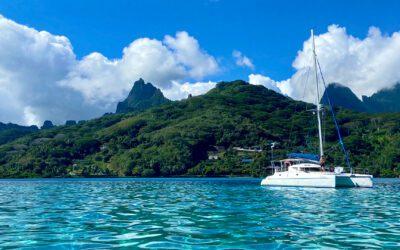 Sailing Tahiti to Australia | Month 2