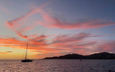 Sailing Tahiti to Australia   Leg 3: Bora Bora to Fiji Passage