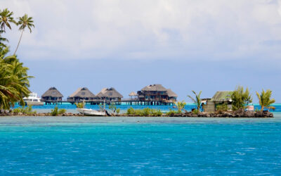 Sailing Tahiti to Australia   Leg 2: Mo'orea to Bora Bora