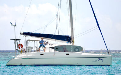 Sailing Tahiti to Australia   Leg 4: Fiji to Brisbane Passage