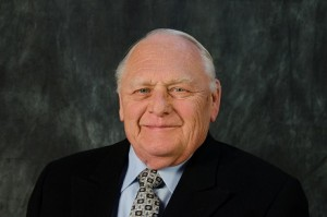 Bob Stroup smiling