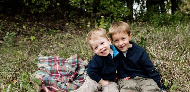 two boys on blanket family law fargo