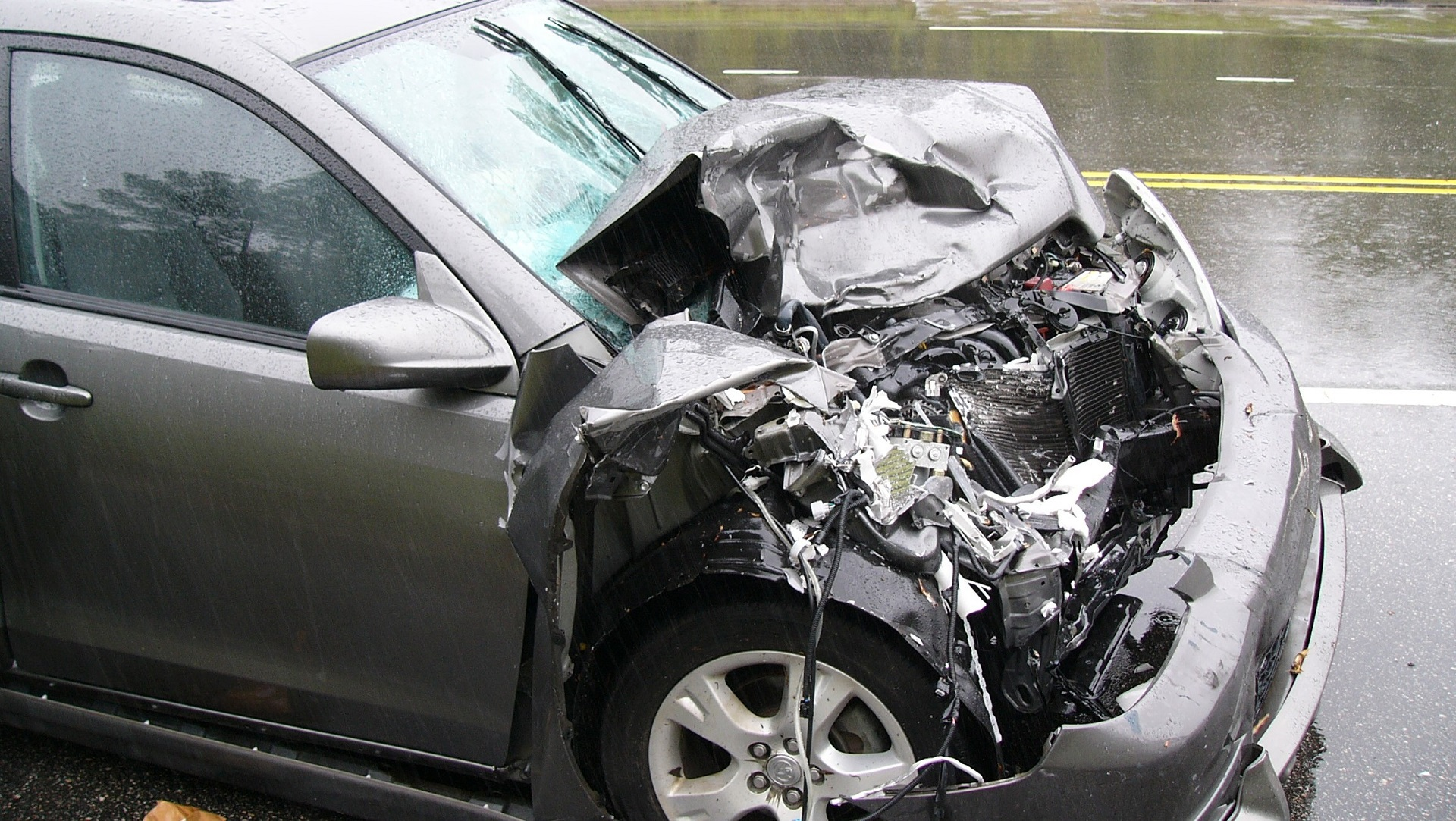 When can I repair car personjal injury law fargo nd