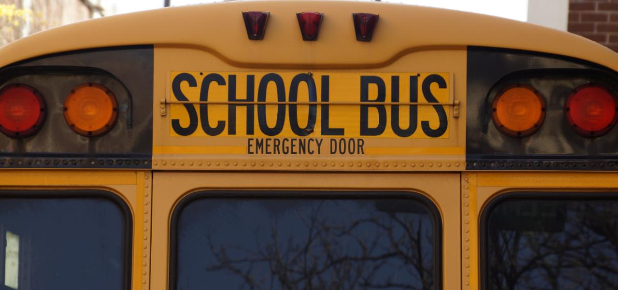 New school bus fine criminal law fargo nd
