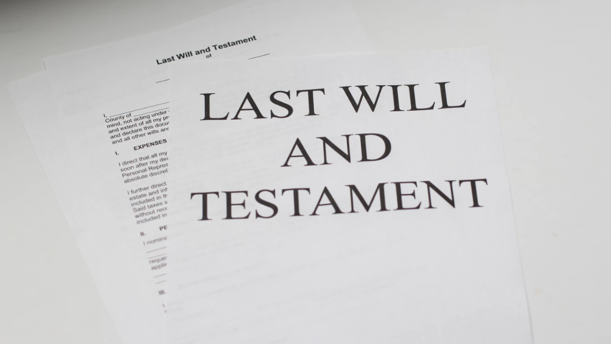 last_will_and_testament_papers business law fargo north dakpota