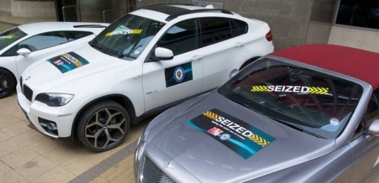 seized cars criminal law fargo