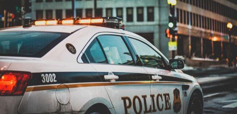 police car criminal law fargo