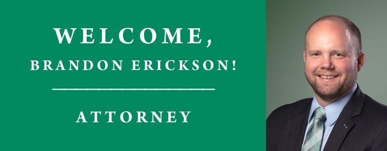 brandon erickson attorney fargo north dakota