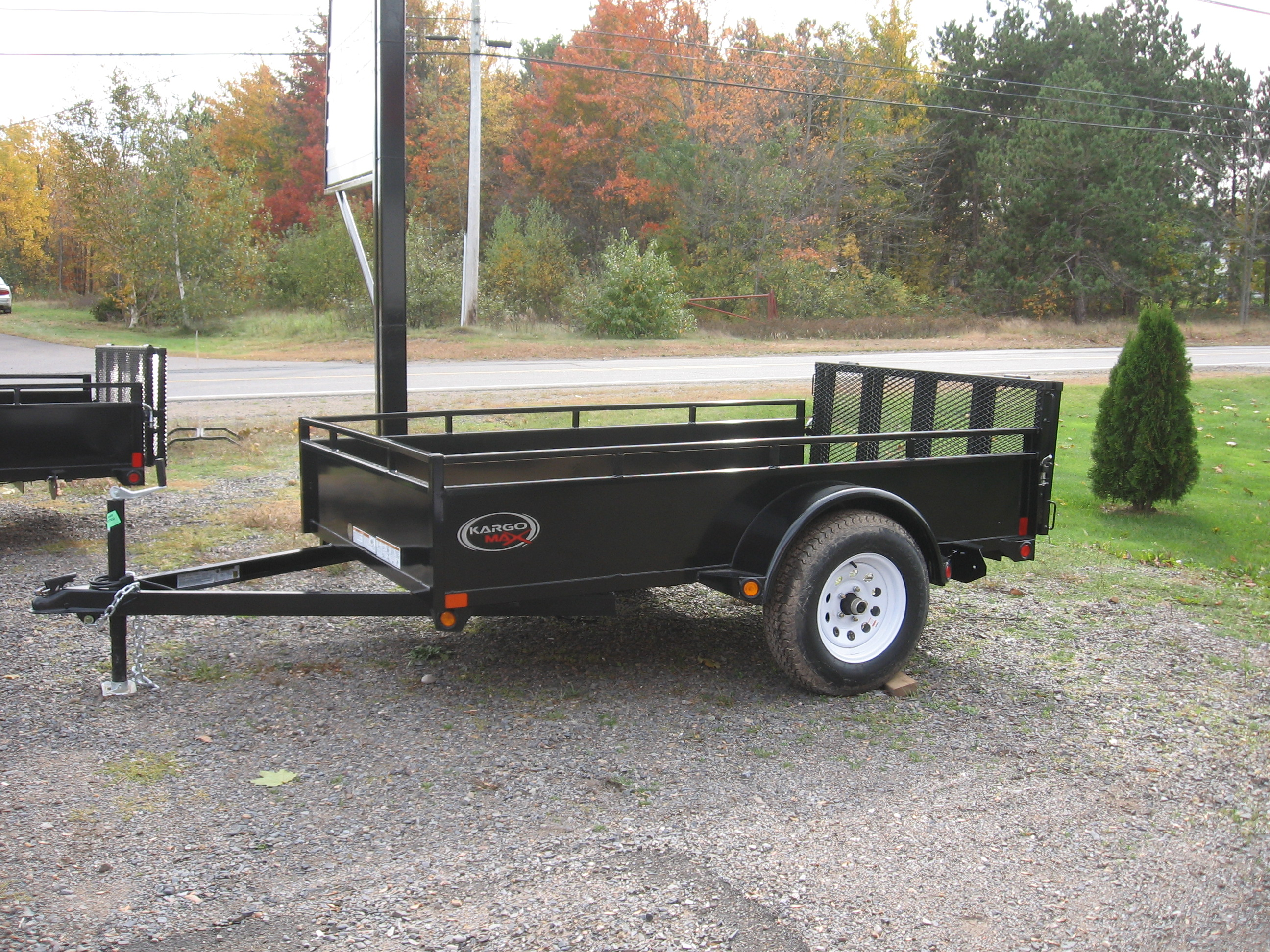 CENTRAL TIRE AND TRAILER SALES