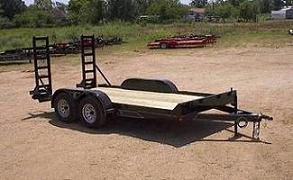 FRIESEN BOBCAT TRAILERS