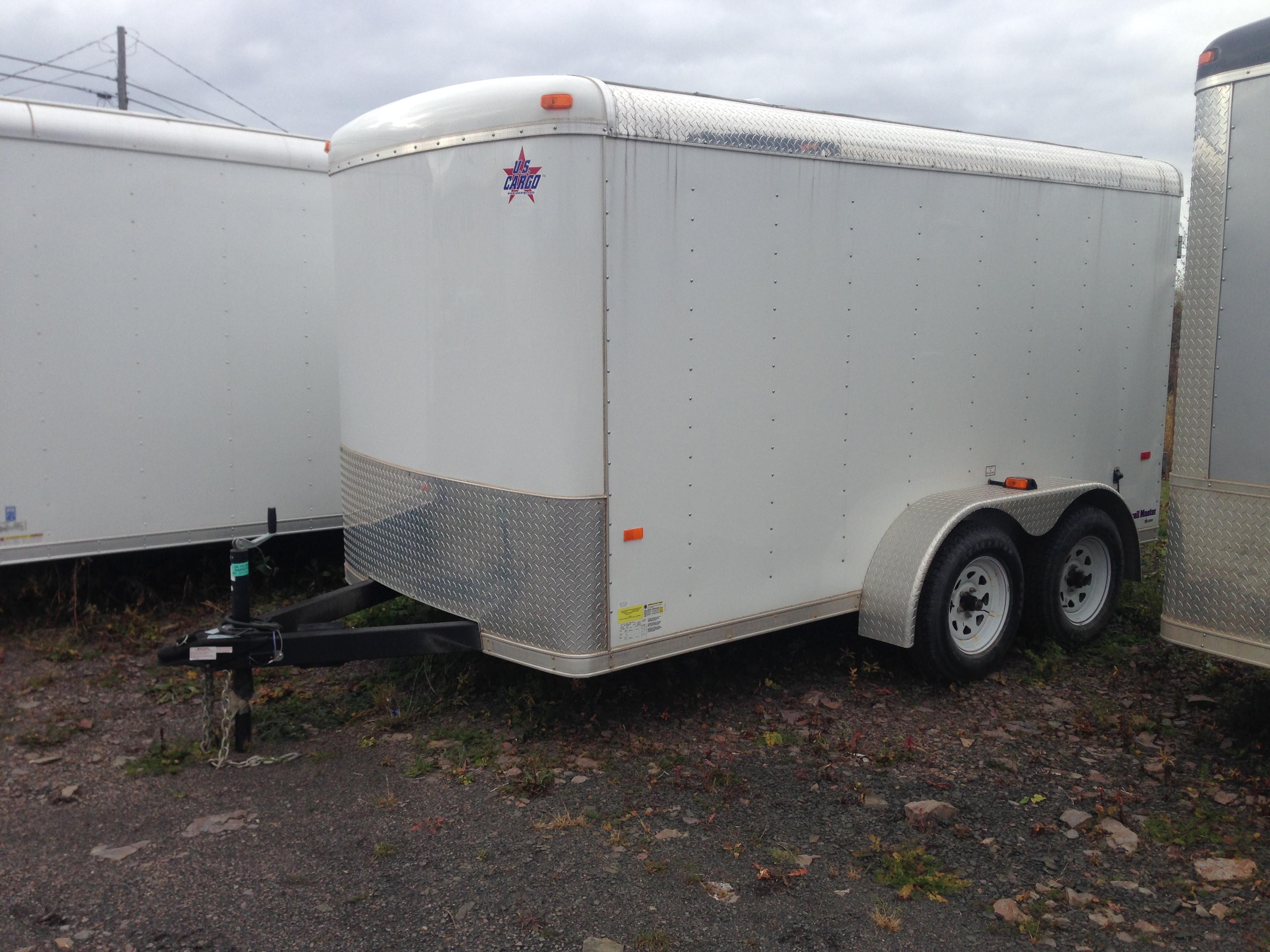 6'x12' Enclosed Cargo