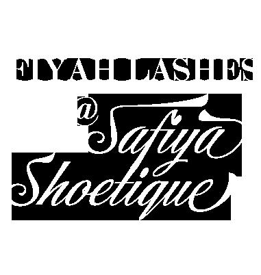 Fiyah Lashes @ Safiya Shoetique