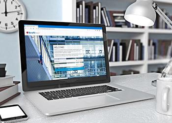 Admin System Image