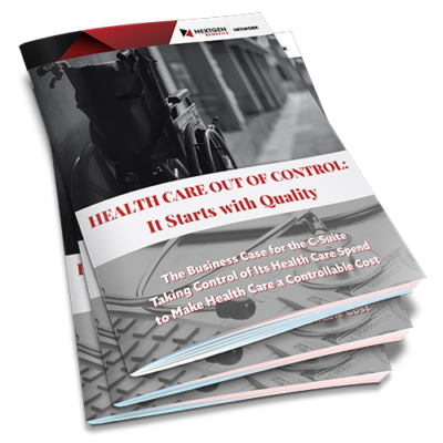 Health Care Out of Control Mag Stack