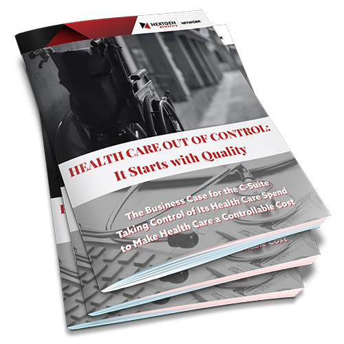 Health Care Out of Control Mag Stack Image