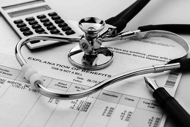 Medical Costs EOB Image