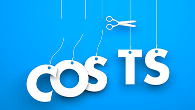 Cutting Costs Image