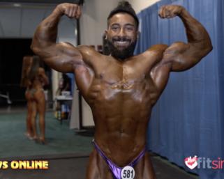 2020 Arnold AmateurUSA Bodybuilding Backstage Video Pt.4