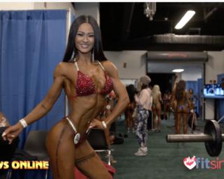 2020 Arnold Amateur USA: Bikini Backstage  Pt.5 Video