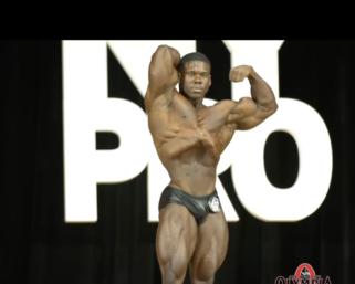 Recap: 2019 IFBB NY Pro Men's Classic Physique Winner Keone Pearson Posing Routine.