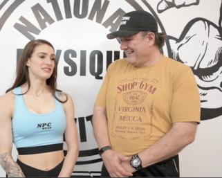 IFBB Pro League Interview Series:  Bikini Pro Skylar Lanier