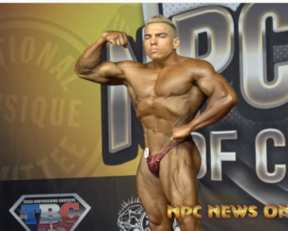 2020 Rock's Discount Vitamins NPC Show of Champions: Bodybuilding Arnie Ybarra Overall Winner Interview Video