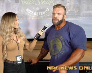2020 IFBB New York Pro Interviews: PT.2 (6) With Raphaela Milagres