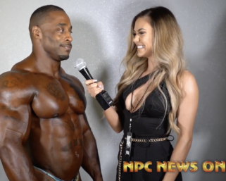 2020 IFBB New York Pro After Show Competitor Winner Interviews: 212, Men's Physique, Classic Physique, Bodybuilding