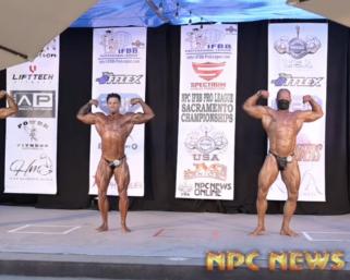 2020 NPC Sacramento OpenMen's Bodybuilding Finals