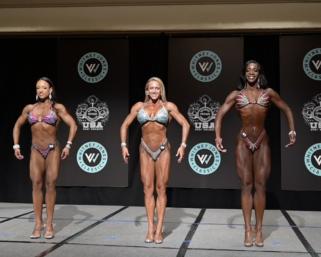 2020 NPC Whitney Jones Classic Women's Figure Finals Video