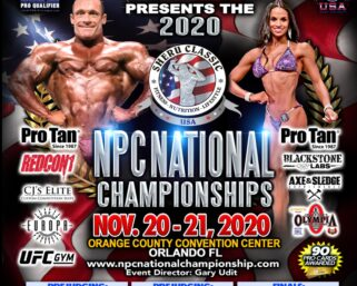 NPC Athletes if you just missed qualifying for your @ifbb_pro_league card at the 2020 #npcuniverse make your plans to Orlando now!