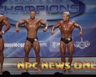 2020 NPC Night of ChampionsClassic Physique Finals Video