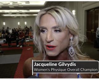 2020 NPC Adela Garcia Classic Women's Physique Overall Video
