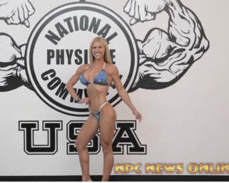 2020 Road To The Olympia with IFBB Pro League Bikini Competitor Hannah Ranfranz