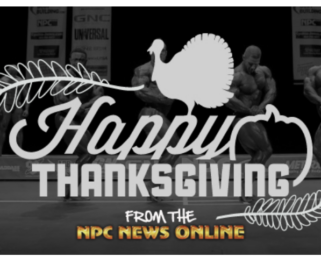 HAVE A HAPPY THANKSGIVING FROM THE NPC NEWS ONLINE TEAM