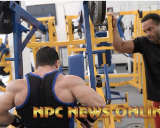 2020 Road To The Olympia: Kamal Elgargni  & Alex Cambonero Workout Video