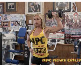 2020 Road To The Olympia  IFBB Pro League Bikini Pro Hannah Ranfranz Workout Routine