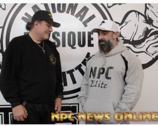 2020 Road To The Olympia: 212 Bodybuilder Guy Cisternino Interview With J.M. Manion
