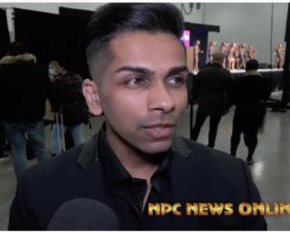 2020 IFBB Battle Of Texas  Promoter  Freddy Naidu Video