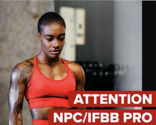 ATTENTION NPC & IFBB PRO LEAGUE ATHLETES!  C4, CELLUCOR & XTEND INFLUENCER TEAM