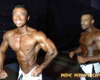 2020 NPC National Championships Men's Backstage Pt.5 Video