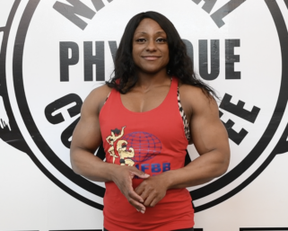 The Thing I Wish I Knew: 2020 IFBB Ms. Olympia Andrea Shaw @mzprettymuscle