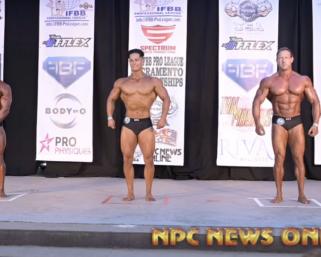 2020 NPC Sacramento Championships Classic Physique Finals Video