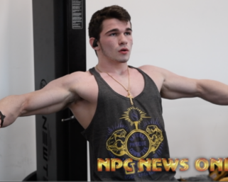 Road To The NPC Pittsburgh 2021 – Cam Loughran Men's Physique Training