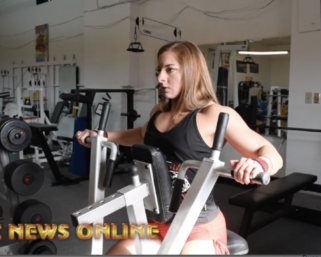 Road to the NPC  Pittsburgh  2021: Paige Sabedra Training  Video