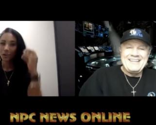 IFBB Pro League Interview Series Powered by NPC News Online: IFBB  Bikini Pro Melissa Carver