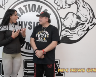 Road To The IFBB Pittsburgh Pro 2021: Gisselle Zapata Interview
