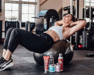 SteelFit®️ has a complete line of Skin Fitness + Sports Nutrition products formulated to help you look your best on & off stage!