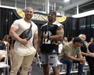 2021 NPC / IFBB Professional League Miami (Ad)Vice Florida Superstar Seminar Part 2