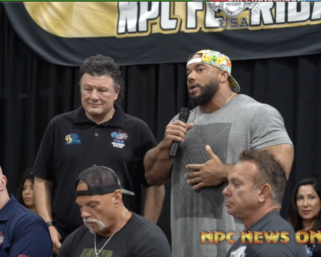 2021 NPC / IFBB Professional League Miami (Ad)Vice Florida Superstar Seminar Part 4